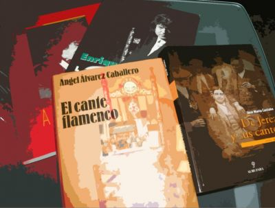 Libros con son flamenco
